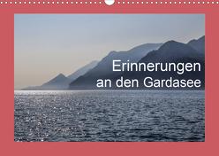 Erinnerungen an den Gardasee (Wandkalender 2020 DIN A3 quer) von Sock,  Reinhard