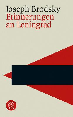 Erinnerungen an Leningrad von Brodsky,  Joseph