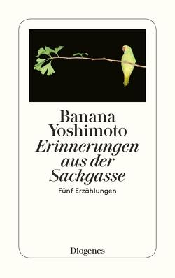 Erinnerungen aus der Sackgasse von Ortmanns,  Annelie, Yoshimoto,  Banana