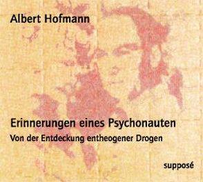 Erinnerungen eines Psychonauten von Hofmann,  Albert, Knoefel,  Thomas