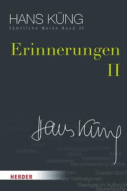 Erinnerungen II von Küng,  Hans