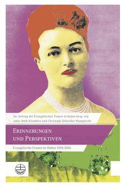 Erinnerungen und Perspektiven von Ruth-Klumbies,  Anke, Schneider-Harpprecht,  Christoph