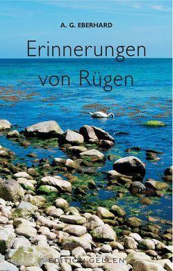 Erinnerungen von Rügen von Eberhard,  August Gottlob