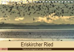 Eriskircher Ried – Naturschutzgebiet am Bodensee (Tischkalender 2021 DIN A5 quer) von Brinker,  Sabine