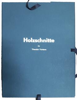 Erkenntnisse – Holzschnitte zum 200. Geburtstag von Theodor Fontane von Fontane,  Theodor, Johne,  Marc, Scheithauer,  Manfried