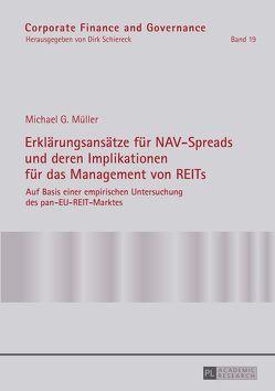 Erklärungsansätze für NAV-Spreads und deren Implikationen für das Management von REITs von Mueller,  Michael