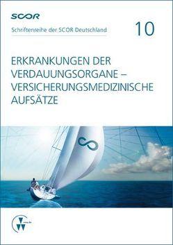 Erkrankungen der Verdauungsorgane von Zietsch,  Dietmar