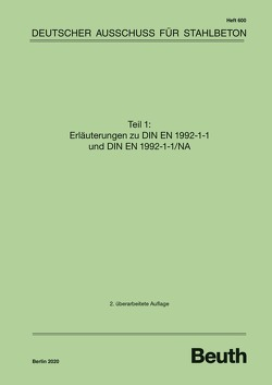 Erläuterungen zu DIN EN 1992-1-1 und DIN EN 1992-1-1/NA