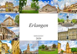 Erlangen Impressionen (Tischkalender 2020 DIN A5 quer) von Meutzner,  Dirk