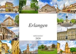 Erlangen Impressionen (Wandkalender 2020 DIN A2 quer) von Meutzner,  Dirk