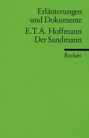 Erläuterungen und Dokumente zu E.T.A. Hoffmann: Der Sandmann von Drux,  Rudolf