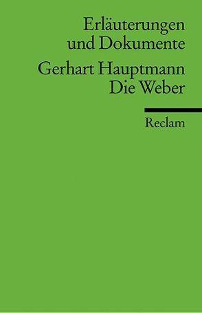 Erläuterungen und Dokumente zu Gerhart Hauptmann: Die Weber von Wallach,  Dagmar