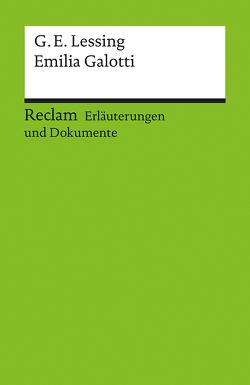 Erläuterungen und Dokumente zu Gotthold Ephraim Lessing:  Emilia Galotti von Dane,  Gesa