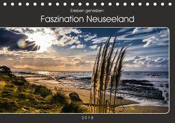 Erleben genießen: Faszination Neuseeland (Tischkalender 2018 DIN A5 quer) von Pr8cht,  Mario