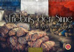 Erlebnis der Sinne – Französischer Markt auf Korsika (Wandkalender 2019 DIN A3 quer) von Pinkoss,  Oliver