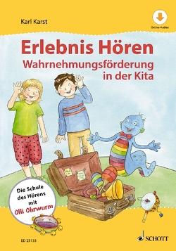 Erlebnis Hören von Karst,  Karl, Riemann,  Alexa
