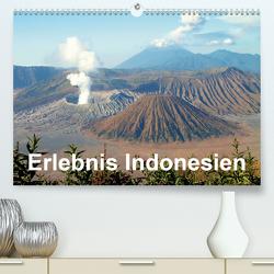 Erlebnis Indonesien (Premium, hochwertiger DIN A2 Wandkalender 2020, Kunstdruck in Hochglanz) von Rudolf Blank,  Dr.