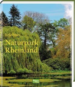 Erlebnis Naturpark Rheinland von Otzen,  Barbara, Otzen,  Hans