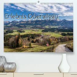 Erlebnis Oberallgäu (Premium, hochwertiger DIN A2 Wandkalender 2020, Kunstdruck in Hochglanz) von Klinder,  Thomas