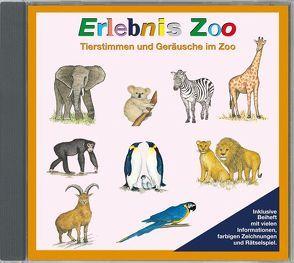 Erlebnis Zoo von Dingler,  Karl-Heinz, Fackelmann,  Christian, Lüder,  Rita