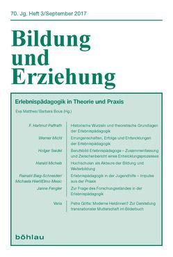 Erlebnispädagogik in Theorie und Praxis von Bous,  Barbara, Matthes,  Eva