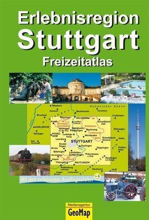 Erlebnisregion Stuttgart Freizeitatlas