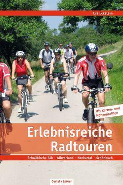 Erlebnisreiche Radtouren von Eckstein,  Eva