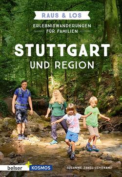 Erlebniswanderungen für Familien von Zabel-Lehrkamp,  Susanne