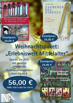 Erlebniswelt Mittelalter von Ehler,  Caspar, Grewe,  Holger, Klug,  Sonja Ulrike, Meyer,  Werner