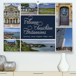 Erlesene Ansichten Britanniens (Premium, hochwertiger DIN A2 Wandkalender 2020, Kunstdruck in Hochglanz) von Kuhr,  Susann