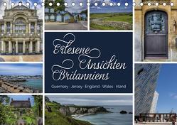Erlesene Ansichten Britanniens (Tischkalender 2019 DIN A5 quer) von Kuhr,  Susann