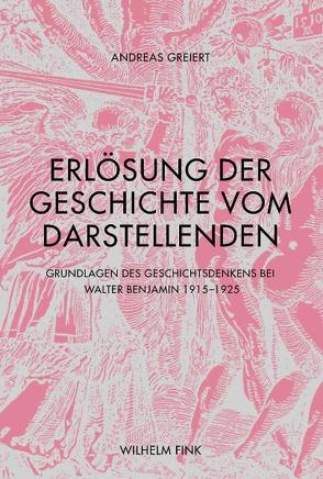 Erlösung der Geschichte vom Darstellenden von Greiert,  Andreas