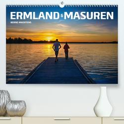 ERMLAND MASUREN (Premium, hochwertiger DIN A2 Wandkalender 2021, Kunstdruck in Hochglanz) von Maertens,  Bernd