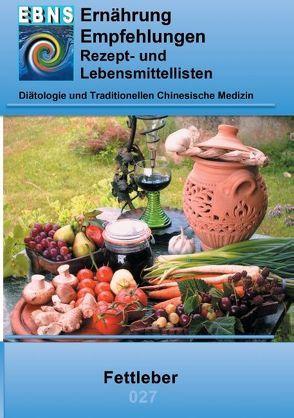 Ernährung bei Fettleber von Miligui,  Josef