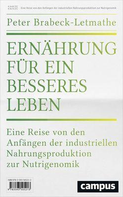 Ernährung für ein besseres Leben von Brabeck-Letmathe,  Peter