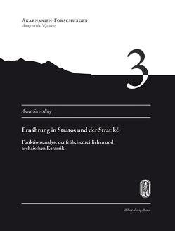 Ernährung in Stratos und der Stratiké von Sieverling,  Anne