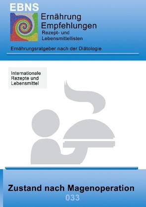 Ernährung nach Magenoperation von Miligui,  Josef
