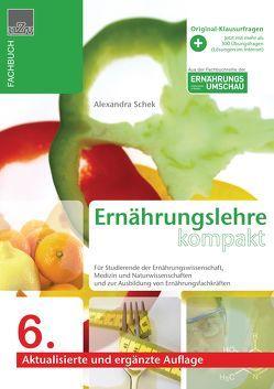 Ernährungslehre kompakt von Schek,  Alexandra