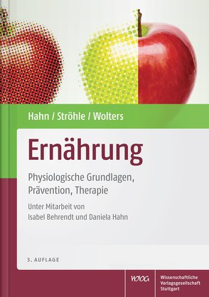 Ernährung von Hahn,  Andreas, Ströhle,  Alexander, Wolters,  Maike