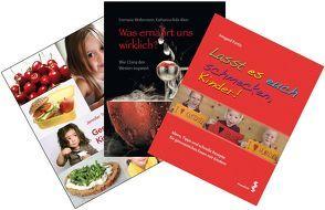 Ernährungspackage von Fortis,  Irmgard, Rubi-Klein,  Katharina, Tschürtz,  Jennifer, Wolkenstein,  Evemarie