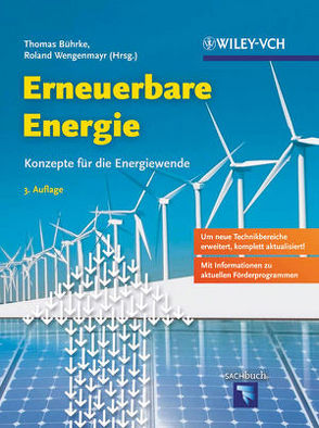 Erneuerbare Energie von Bührke,  Thomas, Wengenmayr,  Roland