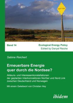 Erneuerbare Energie quer durch die Nordsee? von Hey,  Christian, Reiche,  Danyel, Reichert,  Sabine
