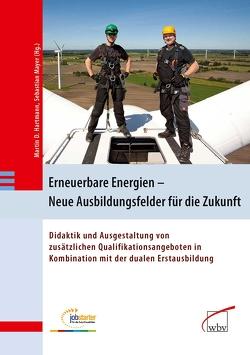 Erneuerbare Energien – Neue Ausbildungsfelder für die Zukunft von Hartmann,  Martin D., Mayer,  Sebastian