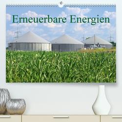 Erneuerbare Energien (Premium, hochwertiger DIN A2 Wandkalender 2021, Kunstdruck in Hochglanz) von LianeM