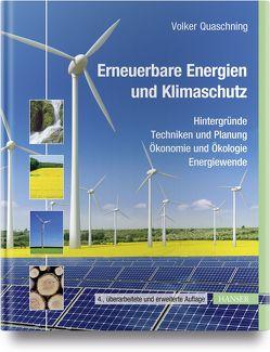 Erneuerbare Energien und Klimaschutz von Quaschning,  Volker