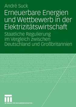 Erneuerbare Energien und Wettbewerb in der Elektrizitätswirtschaft von Suck,  André