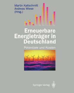 Erneuerbare Energieträger in Deutschland von Kaltschmitt,  Martin, Wiese,  Andreas