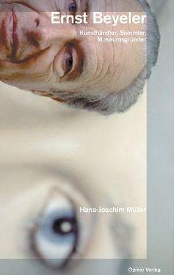 Ernst Beyeler von Müller,  Hans J