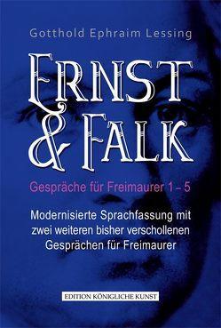 Ernst & Falk von Keil,  Rolf, Kornmayer,  Evert, Lessing,  Gotthold Ephraim