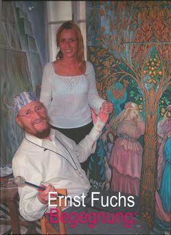 ERNST FUCHS :BEGEGNUNG: von Habarta,  Gerhard